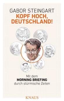 Gabor Steingart: Kopf hoch, Deutschland!, Buch