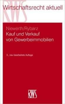 Johannes Niewerth: Kauf und Verkauf von Gewerbeimmobilien, Buch