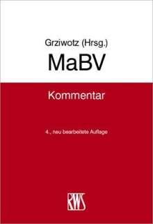 MaBV, Buch