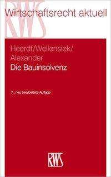 Katja Alexander: Die Bauinsolvenz, Buch
