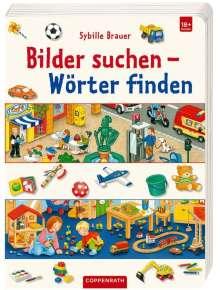 Bilder suchen - Wörter finden, Buch
