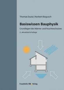 Thomas Duzia: Basiswissen Bauphysik, Buch