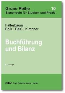 Hermann Falterbaum: Buchführung und Bilanz, Buch