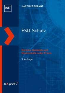 Hartmut Berndt: ESD-Schutz, Buch