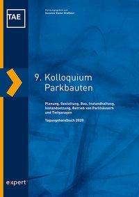 9. Kolloquium Parkbauten, Buch