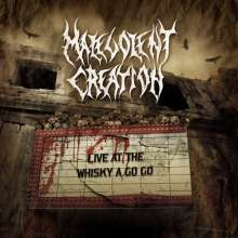 Malevolent Creation: Live At The Whisky A Go Go, LP