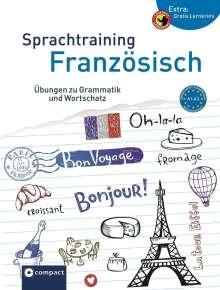 Sandrine Famin: Compact Sprachtraining Französisch, Buch