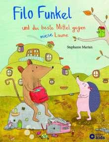 Stephanie Marian: Filo Funkel und das beste Mittel gegen miese Laune, Buch