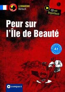 Marc Blancher: Peur sur l'ile de Beauté, Buch
