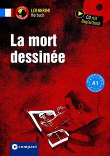 Virginie Pironin: La mort dessinée, Buch