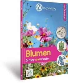Tatjana Alisch: Naturdetektive Blumen, Gräser und Kräuter, Buch