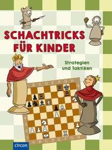 Ferenc Halász: Schachtricks für Kinder, Buch