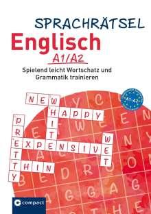 Gesa Füßle: Sprachrätsel Englisch - A1/A2, Buch