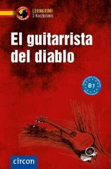 María García Fernández: El guitarrista del diablo, Buch