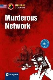 Gina Billy: Murderous Network, Buch