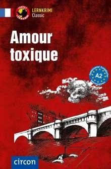 Clara Boyd: Amour toxique, Buch