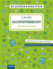 Dissen Angelika: Klassenarbeiten Sachunterricht 3. Klasse, Buch