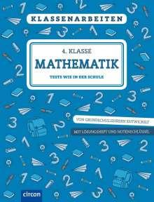 Regine Bering: Klassenarbeiten Mathematik 4. Klasse, Buch