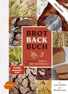 Lutz Geißler: Brotbackbuch Nr. 3, Buch