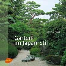 Jean-Paul Pigeat: Gärten im Japan-Stil, Buch