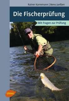 Rainer Karremann: Die Fischerprüfung, Buch