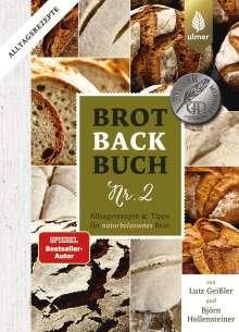 Lutz Geißler: Brotbackbuch Nr. 2, Buch