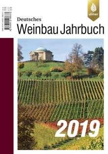 Deutsches Weinbaujahrbuch 2019, Buch