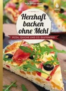 Anja Donnermeyer: Herzhaft backen ohne Mehl, Buch