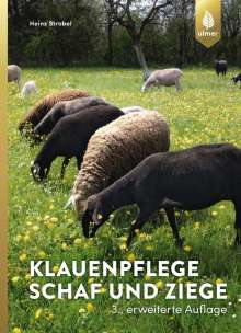 Heinz Strobel: Klauenpflege Schaf und Ziege, Buch