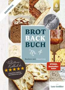 Lutz Geißler: Brotbackbuch Nr. 4, Buch