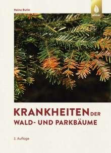 Heinz Butin: Krankheiten der Wald- und Parkbäume, Buch