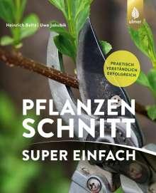 Heinrich Beltz: Pflanzenschnitt super einfach, Buch