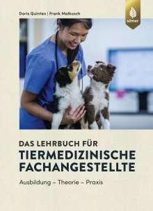 Doris Quinten: Das Lehrbuch für Tiermedizinische Fachangestellte, Buch