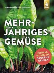 Philippe Collignon: Mehrjähriges Gemüse, Buch