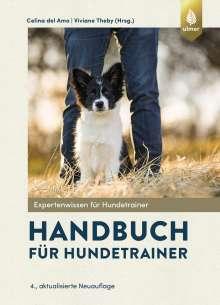 Celina del Amo: Handbuch für Hundetrainer, Buch
