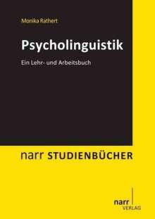 Monika Rathert: Psycholinguistik, Buch