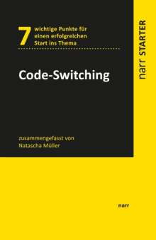 Natascha Müller: Code-Switching, Buch