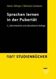 Heiner Böttger: Sprachen lernen in der Pubertät, Buch