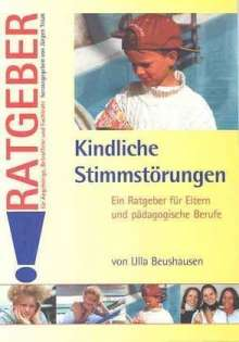 Ulla Beushausen: Kindliche Stimmstörungen, Buch