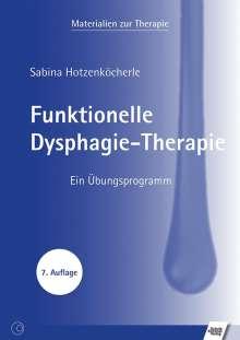 Sabina Hotzenköcherle: Funktionelle Dysphagie-Therapie, Buch