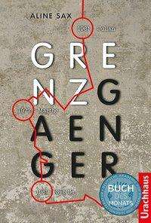 Aline Sax: Grenzgänger, Buch
