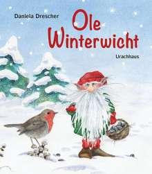 Daniela Drescher: Ole Winterwicht, Buch