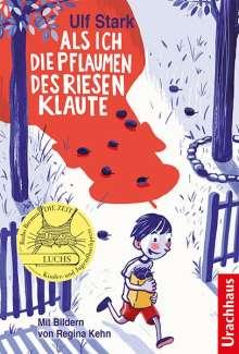 Ulf Stark: Als ich die Pflaumen des Riesen klaute, Buch