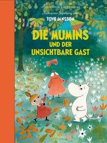 Cecilia Davidsson: Die Mumins und der unsichtbare Gast, Buch