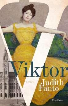 Judith Fanto: Viktor, Buch