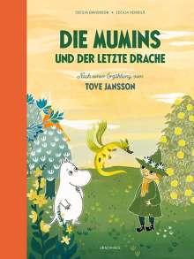 Cecilia Davidsson: Die Mumins und der letzte Drache, Buch
