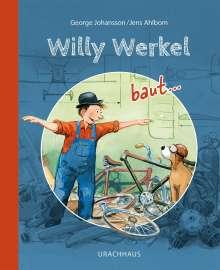 George Johansson: Willy Werkel baut ..., Buch