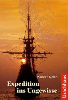 Marleen Nelen: Expedition ins Ungewisse, Buch