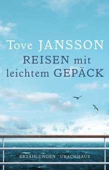 Tove Jansson: Reisen mit leichtem Gepäck, Buch