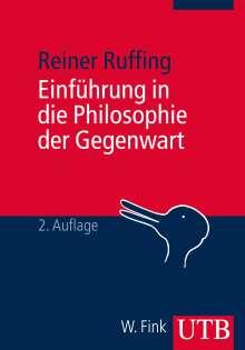 Reiner Ruffing: Einführung in die Philosophie der Gegenwart, Buch